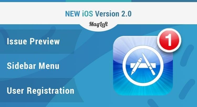 MagLoft iOS App