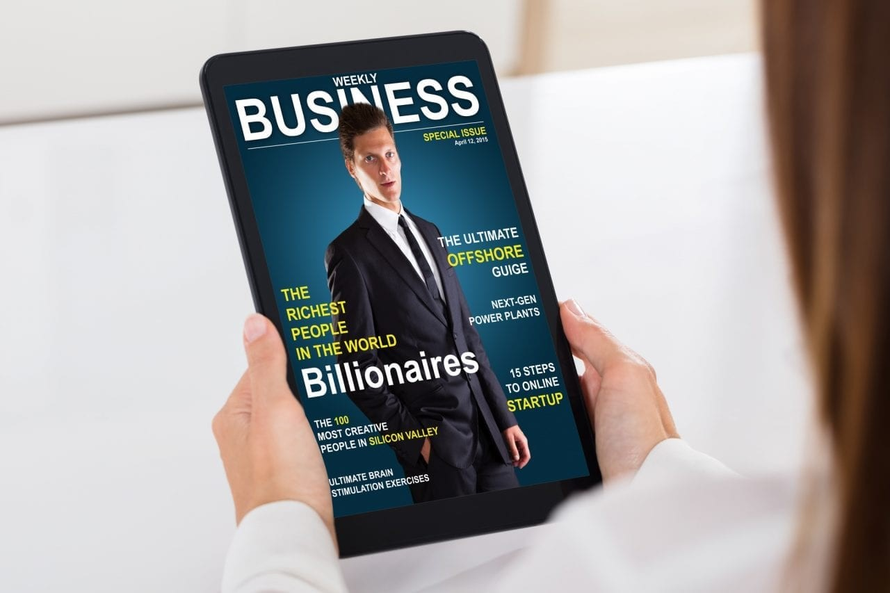 Turn Your Magazine into a Digital Edition