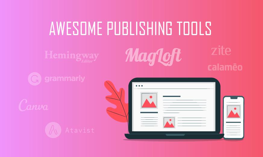 Awesome Publishing Tools-01