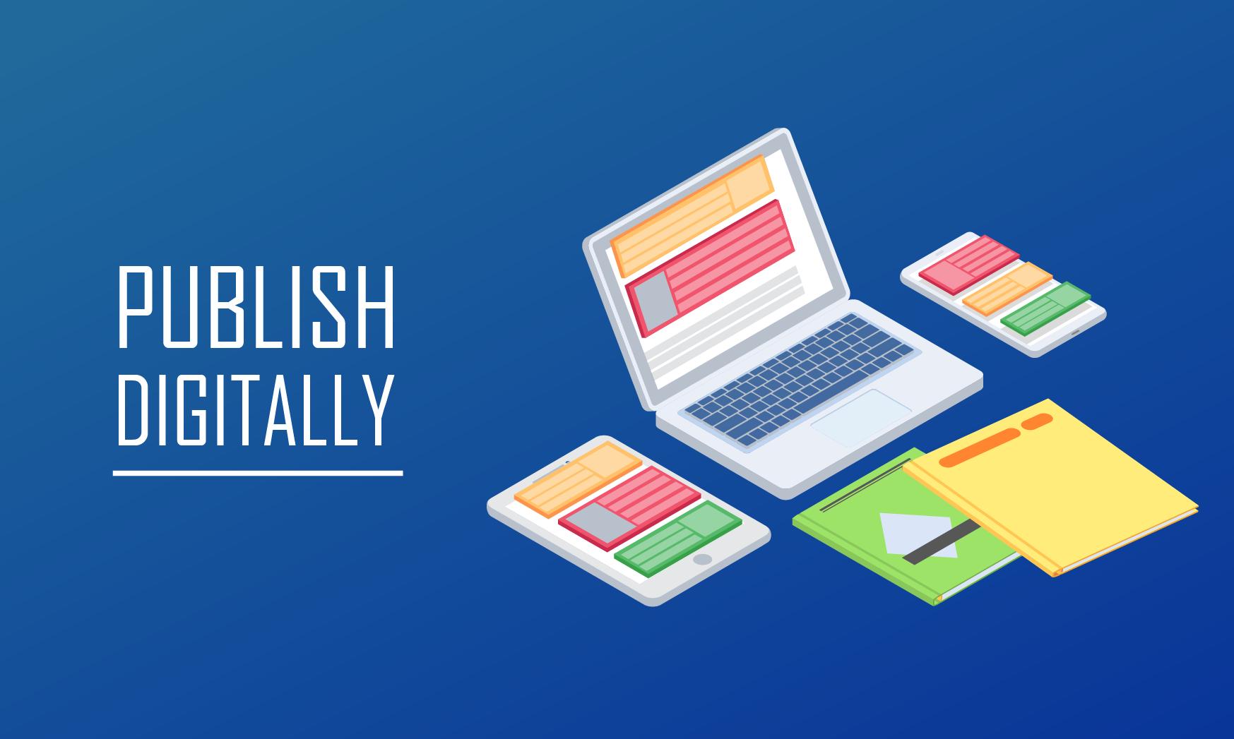 digital publishing platform