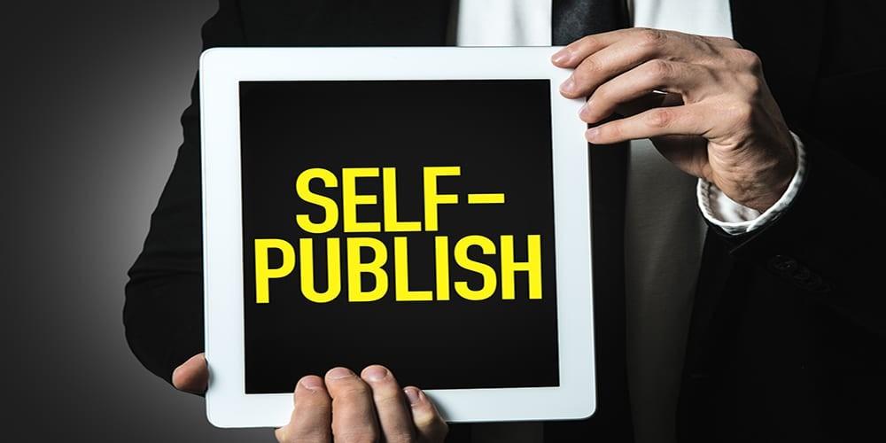 self publishing UK