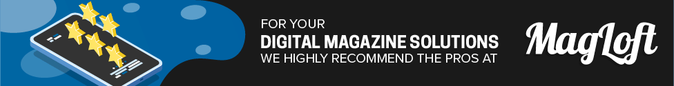 Android Digital Magazine App by MagLoft